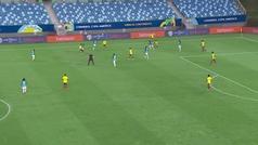 Edwin Cardona da la victoria a Colombia