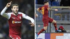 ¡Golazos de Carles Pérez y Abel Ruiz en la Europa League!