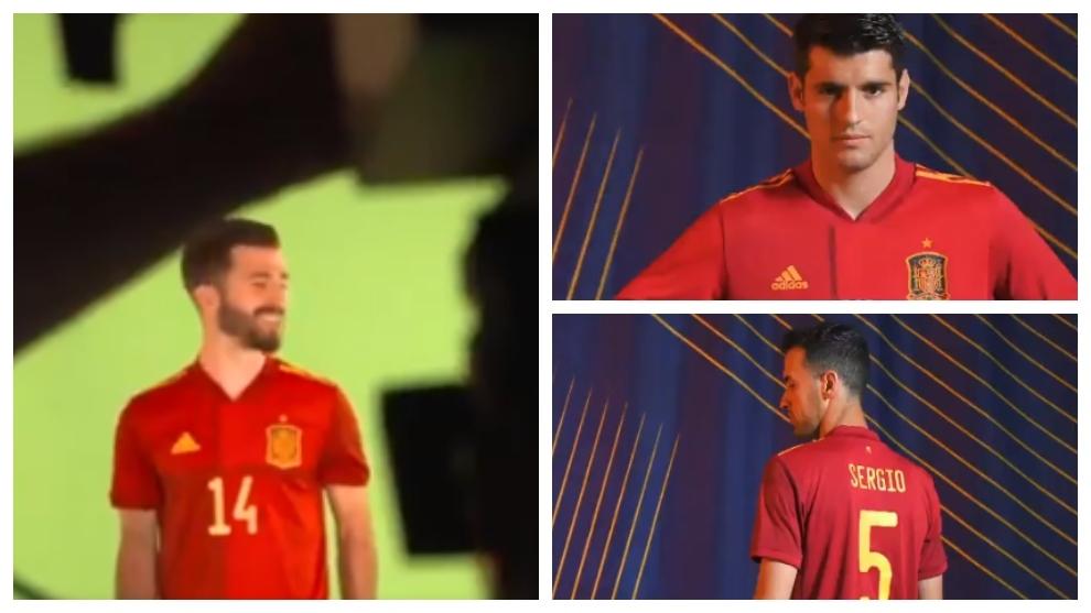 El quién es quién de España: el futuro seleccionador, el bailarín, el gracioso, el presumido...
