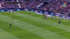 Gol de Jason (3-1) en el Levante 4-1 Rayo Vallecano