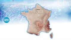 París-Niza: Etapas, perfiles y dorsales 2021