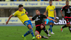 LaLiga 123 (J18): Resumen y goles del Las Palmas 1-1 Tenerife