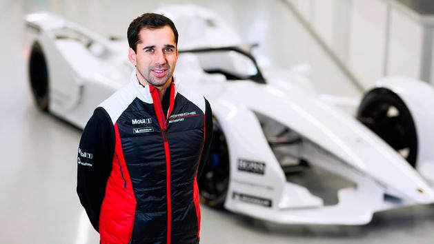 Neel Jani pilotará el Porsche de Fórmula E