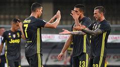 Serie A (J1): Resumen y goles del Chievo Verona 2-3 Juventus
