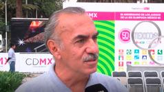 Develan placas conmemorativas como homenaje a los medallistas de México 68