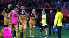 Los Dorados de Maradona triunfan en su visita a la frontera