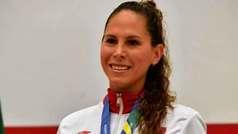 "Samantha Terán: ""Yo sabía que el squash me iba a dar todo"""