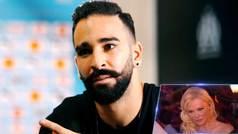 Adil Rami declara su amor por Pamela Anderson... entre bailes de la actriz
