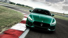 Maserati Ghibli y Quattroporte Trofeo