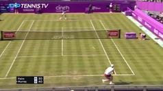 Murray vuelve a ganar un partido en hierba tres años después