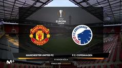 Europa League (cuartos): Resumen y gol del Manchester United 1-0 Copenhague