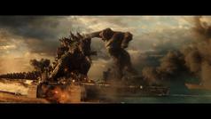 Así el espectacular trailer de Godzilla vs Kong
