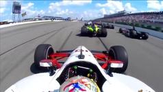 ¡El terrible accidente en las IndyCar Series que vuelve a cuestionar su seguridad!
