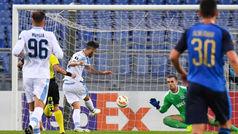 Europa League (J1): Resumen y goles del Lazio 2-1 Apollon Limassol