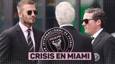 La pesadilla de Beckham con el Inter de Miami