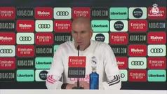 "Zidane: ""Nunca me he sentido intocable"""