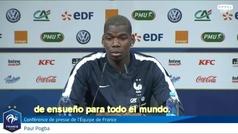 """Pogba: """"El Real Madrid es un club de ensueño para todo el mundo"""""""