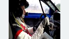 Gil Membrado, un señor piloto con 13 años