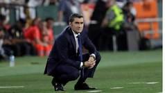 """Valverde: """"Es evidente que estamos aquí para ganar títulos"""""""