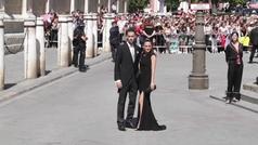 David Beckham, Reina, Busquest... tampoco han querdio perderse el enlace