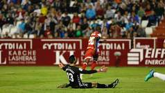 LaLiga 123 (J39): Resumen y gol del Albacete 0-1 Granada