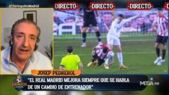"""Pedrerol analiza las retransmisiones contra el Madrid: """"Al final Florentino va a tener razón..."""""""