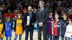 Así fue el emotivo y sobrecogedor homenaje a Navarro en Madrid