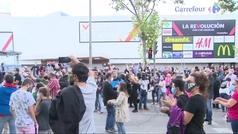 El Madrid 'restringido' se moviliza contra los confinamientos
