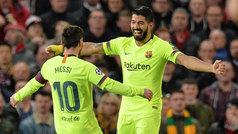 Champions League (cuartos, ida): Resumen y gol del Manchester United 0-1 Barcelona