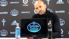 La tensa rueda de prensa de Cardoso en busca de un topo, ¿quién te ha pasado la información?