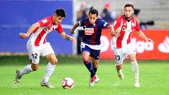 LaLiga (J9): Resumen y goles del Eibar 1-1 Athletic