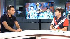 Ángel López, seleccionador de Guinea Ecuatorial, analiza la Copa África en MARCA