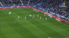 Gol de Willian José (3-0) en el Real Sociedad 3-0 Leganés
