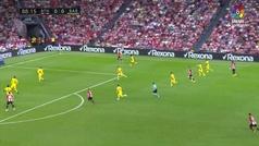 MX: Gol de Aduriz (1-0) en el Athletic Club 1-0 Barcelona