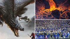 Vídeo de leyenda: el fútbol en Islandia como una historia de dragones y gigantes