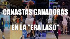 De Mirotic a Carroll: las canastas ganadoras del Real Madrid en la 'era Laso'