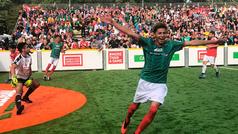 México golea a Chile en la final varonil de la HWC