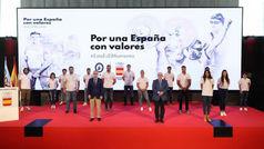 El COE y la UCAM presentan la campaña 'Por una España con valores'