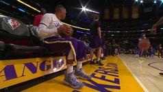 Lakers 114-121 Warriors
