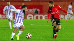 Copa del Rey (1/16, ida): Resumen y goles del Mallorca 1-2 Valladolid