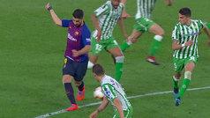 Gol de Messi (0-2) en el Betis 1-4 Barcelona