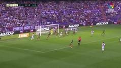 Gol de oro: Gol de Ibai Gómez (0-1) en el Valladolid 0-1 Alavés