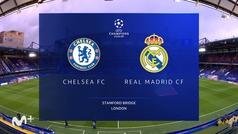 Champions League (vuelta semis): Resumen y goles del Chelsea 2-0 Real Madrid