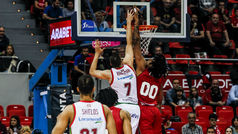 Liga ACB. Resumen: Zaragoza 81-79 Baskonia