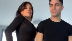 El baile del vientre entre Cesc y Daniella Semaan que ha impresionado a Shakira