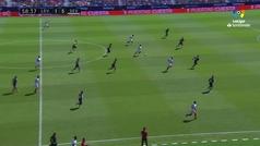 Gol de Sarabia (1-6) en el Levante 2-6 Sevilla