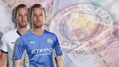 El megatraspaso del mercado: Kane, al Manchester City