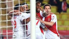 Ligue 1 (J25): Resumen y gol del Mónaco 1-0 Nantes