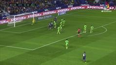 Gol de Coke (4-0) en el Levante 4-0 Betis