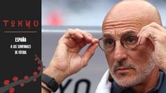 España se clasifica en fútbol para semifinales